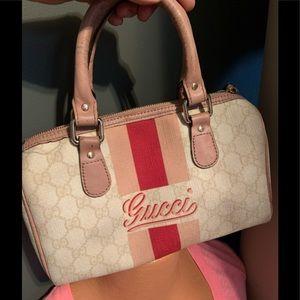 Gucci Boston mini joy
